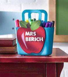 DIY Back to School Teacher Gifts.