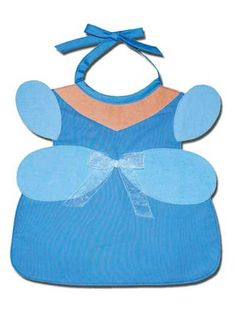 Princess Bib Set Sewing Pattern