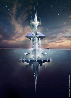 Sea Orbiter: el Enterprise de los océanos