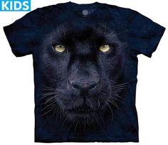 Panther T-Shirt | Panther Gaze Kids