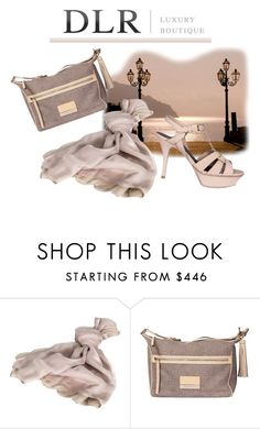 """""""Spring/Summer Sales at DLR Luxury Boutique/Contest with prize: $20"""" by teez-biz-nez ❤ liked on Polyvore featuring Valentino, Borbonese, Yves Saint Laurent and dlr"""