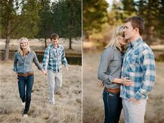 Michelle Cross : Oregon Engagement Session