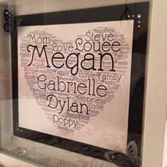 Word Art for a lovely couple Nail Technician, Family Love, Word Art, Poppies, Couple, Words, Frame, Picture Frame, Poppy