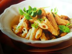 ricette col tofu - pasta