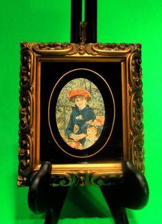 Adorable Vintage Ornate Gilt Syroco Art Frame On The by dinapoli, $12.00