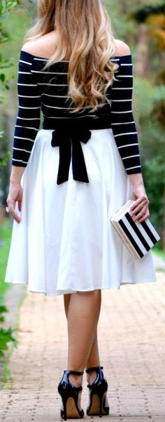 Black & White Stripes ❤︎