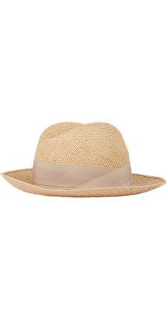 Lanvin Panama Hat -  - Barneys.com