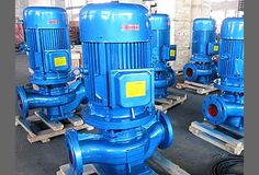 BL series pipeline pump is vertical single-stage single-suction centrifugal pump, for our company research and development personnel in the digestion and absorption of similar products at home and abroad advanced technology, on the basis of their own research and development of a new generation of vertical centrifugal pump.