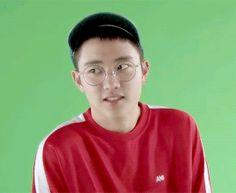 lucky one teaser photoshoot - kyungsoo