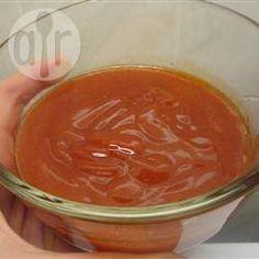 Sauce BBQ à l'ancienne, à la mijoteuse @ qc.allrecipes.ca