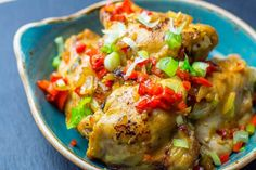 Syn Free Salt And Pepper Chicken | Slimming World-1