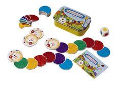HABA Caterpillar Dice Mini Game