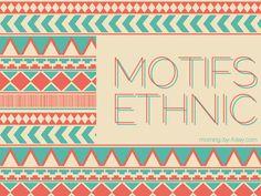 ethnic pattern free download