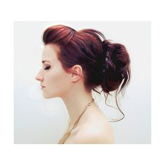 Tumblr ❤ liked on Polyvore featuring hair, people, pictures, hairstyles and girls