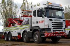 SCANIA TOW - COSBY^S HEAVY RECOVERY