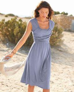 Garnet Hill Dress