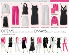 10 items 10 ways