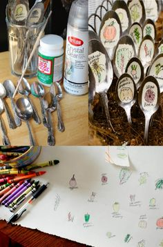 Many kitchen items either get tossed or donated after they are worn out. Instead of getting rid of them, try some of these creative ideas to repurpose old stuff!