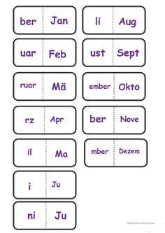 Monate Domino