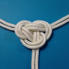 Tie the Celtic Spiral Knot