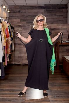 Tatyana's wall photos Mature Fashion, Fashion Over 50, Modest Fashion, Hijab Fashion, Plus Size Fashion, Boho Fashion, Fashion Outfits, Womens Fashion, Pretty Outfits