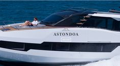 #YACHTSIDE Monaco, founding member of Be In Yachts  ( a 5-brokers association ), now offers the complete range of yachts #ASTONDOA.  Indeed, ASTONDOA shipyard has officially appointed #BeInYachts group as sole Dealer for #France & #Monaco #yachting #yachtlife #yachts @ast