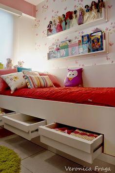 SeuJeitoSuaCasa - o blog do jeito da sua casa.: Quarto de menina... inspirações