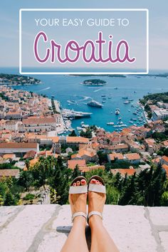 Find out where to go and how to get around when planning a trip to the beautiful coastline of Croatia!