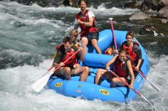 River Rafting on the Oregon Coast