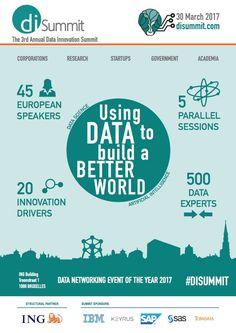 disummit.com: data innovation summit ➡using data to build a better world