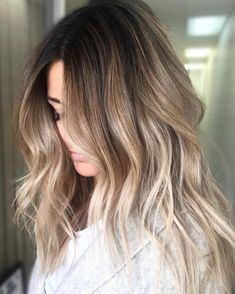 "3,128 Likes, 49 Comments - ✨BALAYAGE & BEAUTIFUL HAIR (@bestofbalayage) on Instagram: ""Iced Almond Biscotti By @thesalteblond #bestofbalayage #showmethebalayage"""