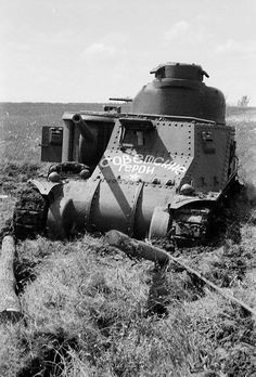 M3Lee in Russia Army. Russia Summer 1942