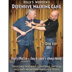 Stick Self-Defense - Kelly Worden's Defensive Walking Cane - Easy Self-defense with a Stick - Practical martial arts to keep you Safe Self Defense Martial Arts, Martial Arts Weapons, Survival Tips, Survival Skills, Survival Quotes, Survival Knife, Stick Fight, Physical Skills, Martial Arts Techniques