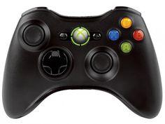 Controle para Xbox 360 Sem Fio - Microsoft << R$ 9990 em 2 vezes >>