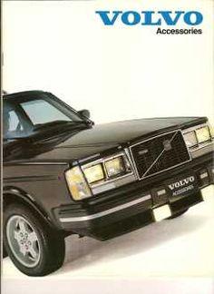 1983 Volvo 240 Accessories Catalog