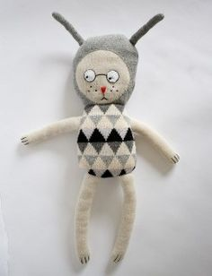 cool sweet wool toy