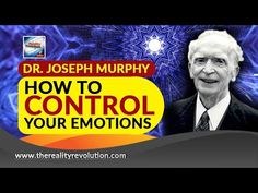 """How To Control Your Emotions Dr. Josephy Murphy The Ancient Greeks said, """"Man, know thyself. Everything Going Wrong, Joseph Murphy, Fourth Phase, Neville Goddard, Psychic Mediums, Jealousy, New Books, Revolution, Documentaries"""