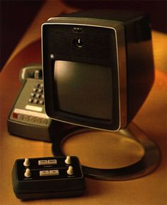 Picturephone - From Bell Labs Record, May/June, 1969