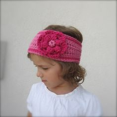 Knitting Pattern Adjustable Headband : 1000+ images about crochet ideas on Pinterest Ear ...
