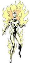 She eventually breaks the block, embraces her powers, & helps the Fantastic Four as Nova. The FF ran into Galactus, with Nova volunteering to be his new herald. After witnessing the FF acting pretty cavalier about murder, Nova figured why not help an ancient alien eat planets? And Nova was good at her job, leading Galactus to the Skrull homeworld. Later, though, she seemed to have a change of heart, getting fired by Galactus for sparing suitable, worlds because they had people on them.