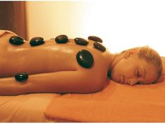 Have to have a hot stone massage at my Dream Spa Retreat! #spaweek