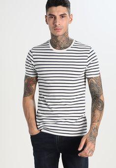 Levi's® SLIM FIT 2 PACK - T-shirt basic - dark blue - Zalando.pl