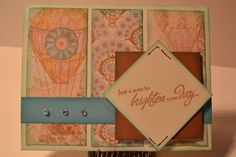 Kim Ferguson's Crafting Blog - Rubber Stamping and Scrapbooking: Sneak Peek #3 - Spring/Summer 2014 Idea Book Close To My Heart