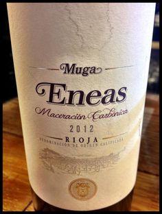 El Alma del Vino.: Bodegas Muga Eneas 2012.