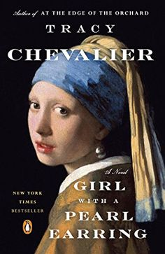 Girl with a Pearl Earring, The by Tracy Chevalier....this book was different than what I usually read I would give it a 3 1/2 to 4 star rating.