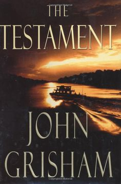 The Testament: A Novel: John Grisham:  In a plush Virginia office, a rich, angry old man is furiously rewriting his will. With his death just hours away, Troy Phelan wants to send a message to his children, his ex-wives, and his minions—a message that will touch off a vicious legal battle and transform dozens of lives.