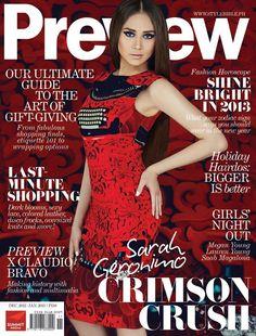 Sarah Geronimo V Magazine, Magazine Covers, Marie Claire, Cosmopolitan, Vanity Fair, Interview, Filipina Beauty, Vogue, Glamour