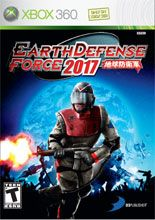 Earth Defense Force 2017 for Xbox 360   GameStop