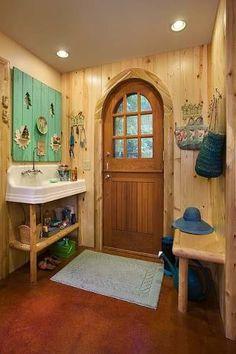 Dutch Door Farmhouse Mud Rooms