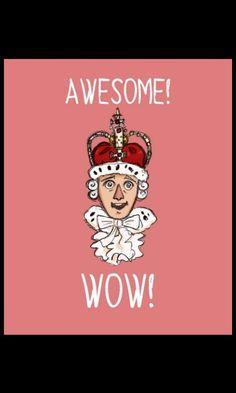 King George iii - Hamilton Hamilton the Musical Quotes Hamilton Quotes, Hamilton Fanart, Hamilton Broadway, Hamilton Musical, Alexander Hamilton, Hamilton King George, Tim Burton, Hamilton Drawings, Theatre Nerds